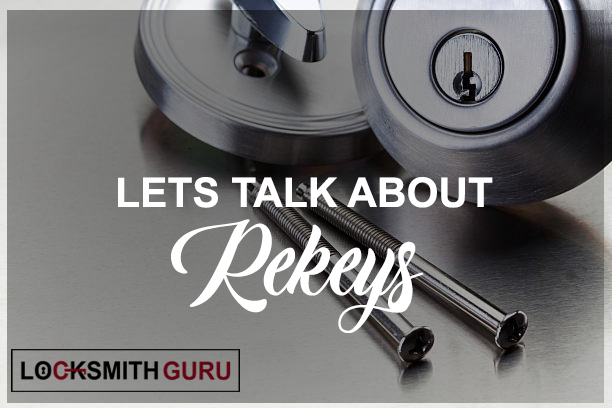 What is a rekey and why should you do it?